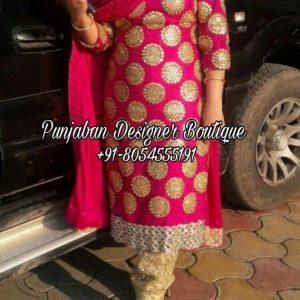 Buy Online Salwar Suit Punjabi Canada