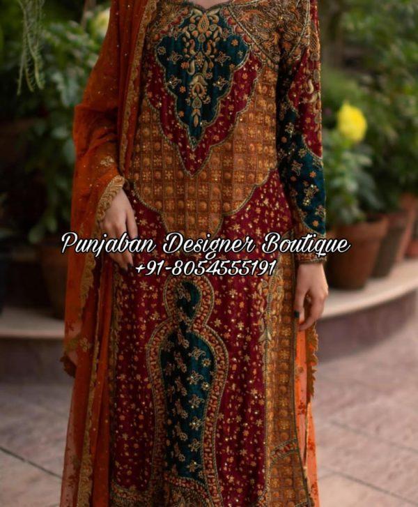 Buy Online Salwar Suits Canada
