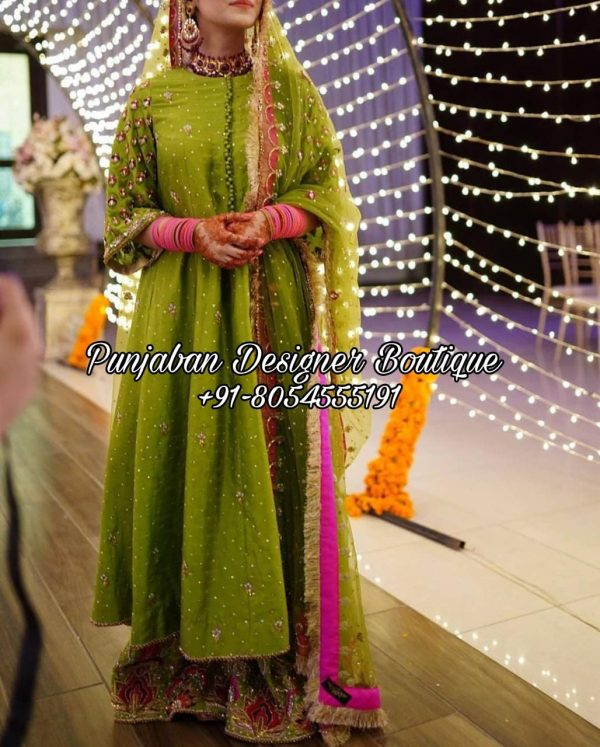 Buy Party Wear Anarkali Suits Canada