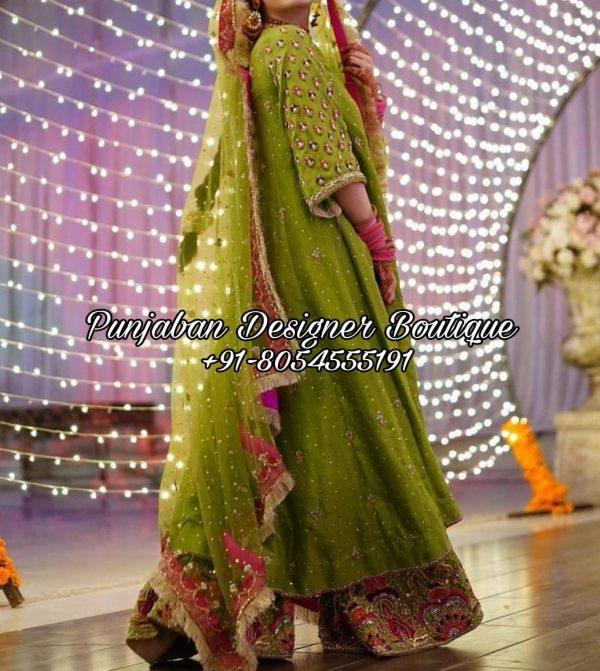 Buy Party Wear Anarkali Suits UK