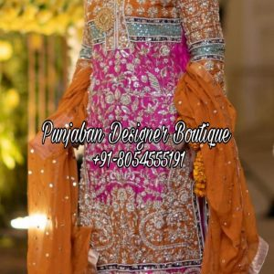 Buy Punjabi Salwar Kameez Online Canada