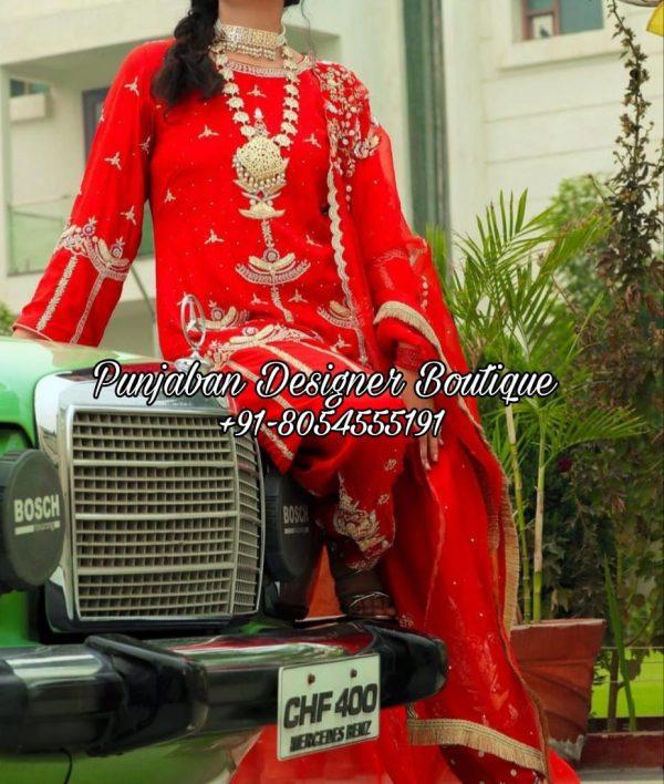 Buy Punjabi Salwar Suits Canada UK USA