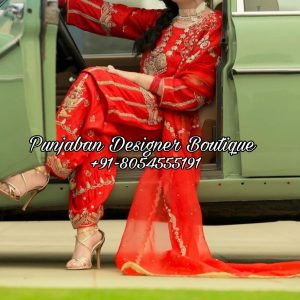 Buy Punjabi Salwar Suits Online Canada