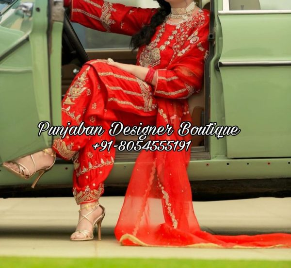 Buy Punjabi Salwar Suits Online Canada
