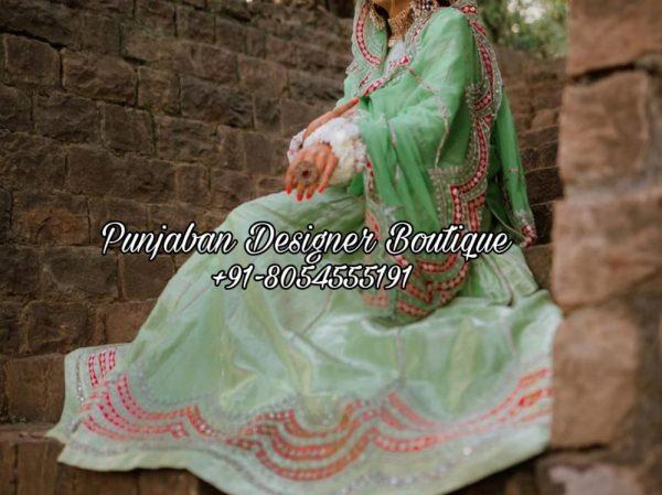 Buy Punjabi Sharara Suit