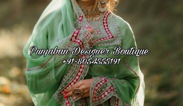 Buy Punjabi Sharara Suit Online