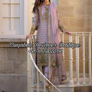 Buy Punjabi Suits Online Boutique