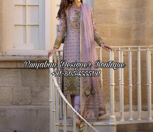Buy Punjabi Suits Online Boutique