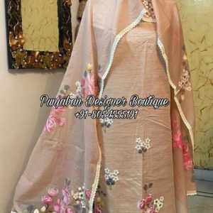 Buy Punjabi Suits Online Boutique Jalandhar