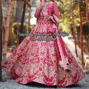 Indian Bridal Lehenga Online