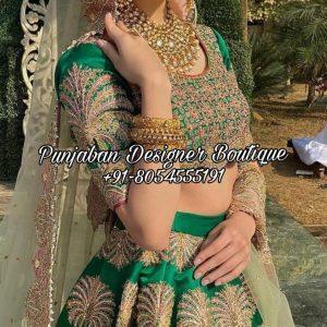 Latest Bridal Lehenga Punjabi