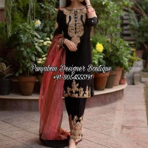 Punjabi Salwar Suit Boutique