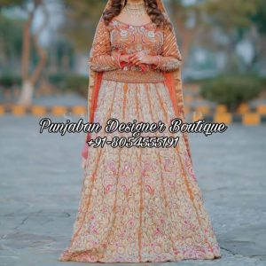 Trending Lehenga Choli For Wedding