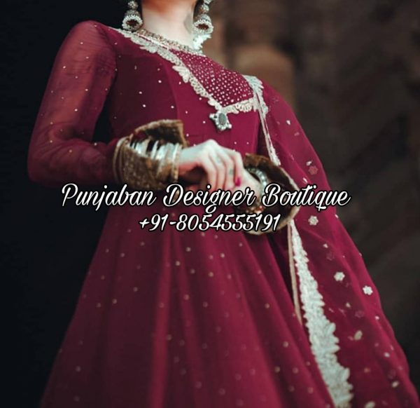 Buy Anarkali Suits Online Boutique Canada