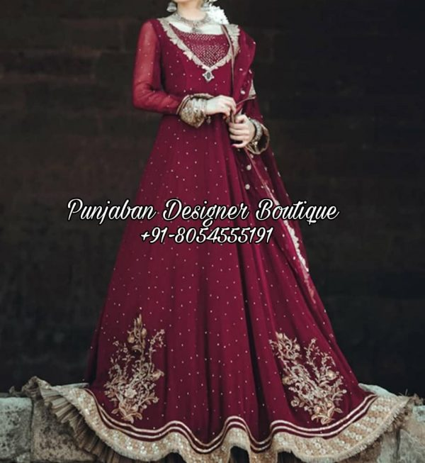 Buy Anarkali Suits Online Canada
