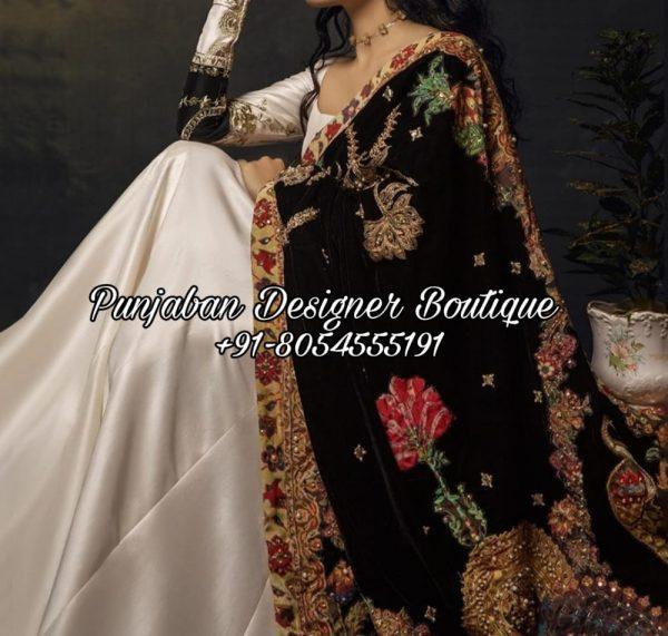 Buy Anarkali Suits Punjabi Designer Online Boutique