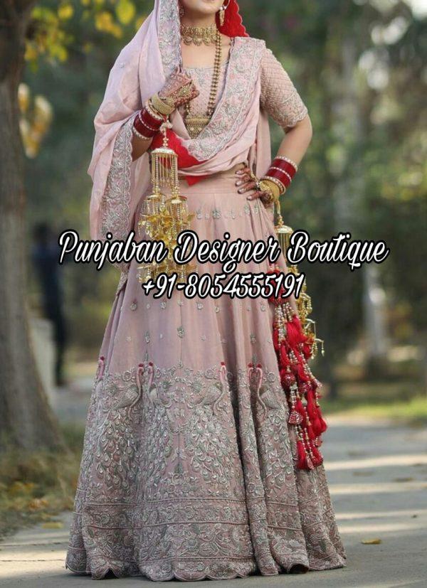Buy Bridal Lehenga For Wedding UK USA