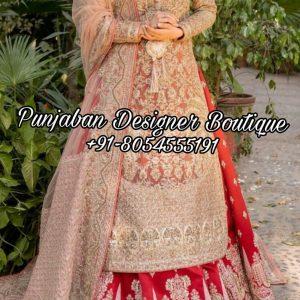 Buy Bridal Lehenga Online Designer