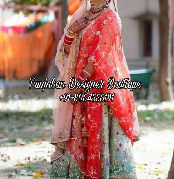 Buy Bridal Lehenga Online For Weddings
