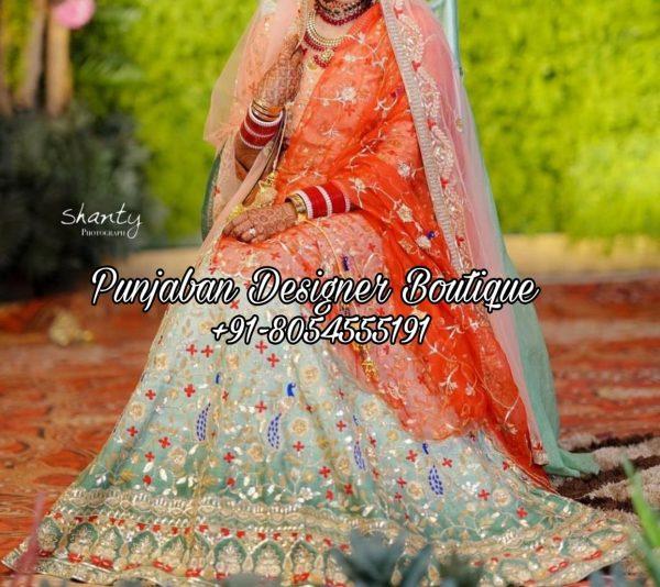 Buy Bridal Lehenga Online USA