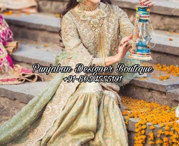 Buy Bridal Sharara Suits Pakistani Australia