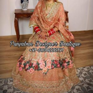 Buy Online Lehenga For Bride