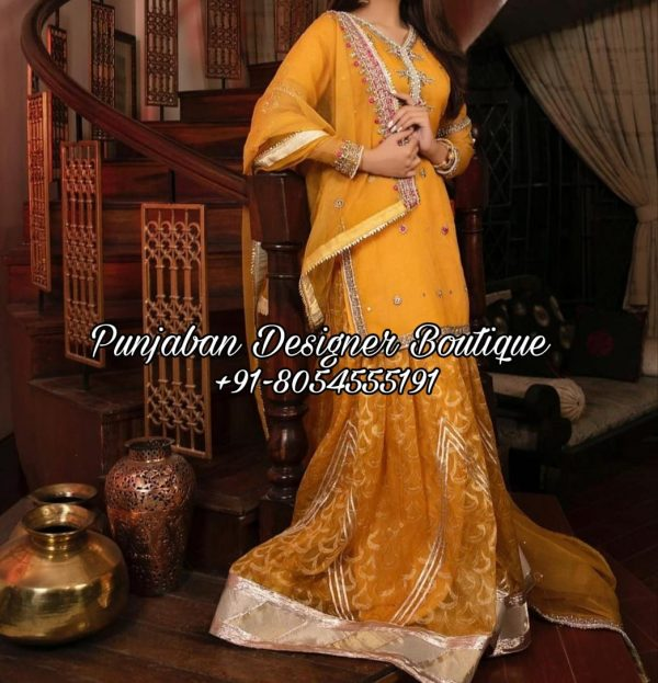 Buy Online Pakistani Sharara Suits Canada