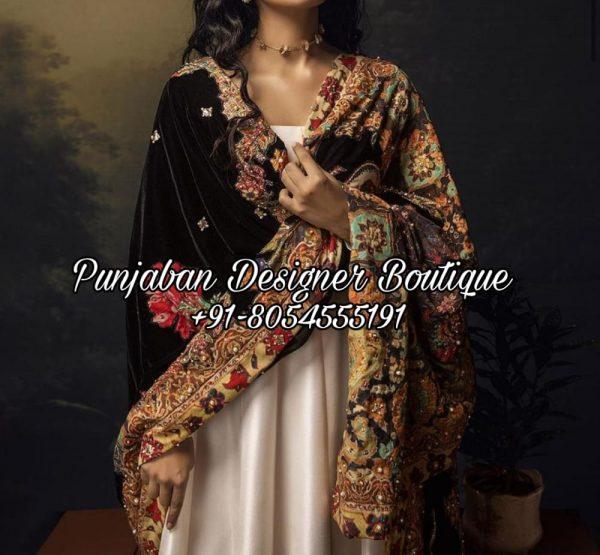 Buy Punjabi Designer Boutique Online