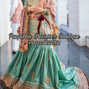 Buy Punjabi Sharara Suits Australia