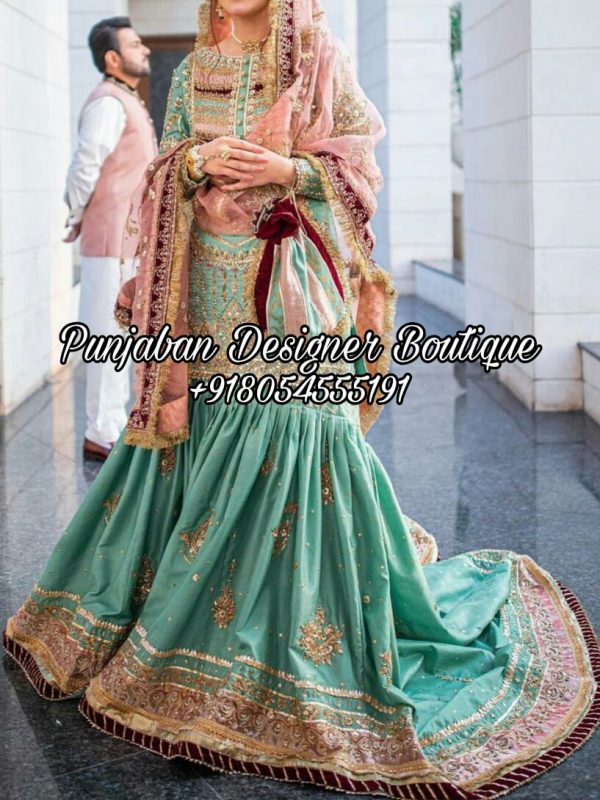 Buy Punjabi Sharara Suits Australia