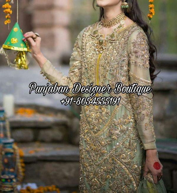 Buy Punjabi Sharara Suits For Wedding Spain USA