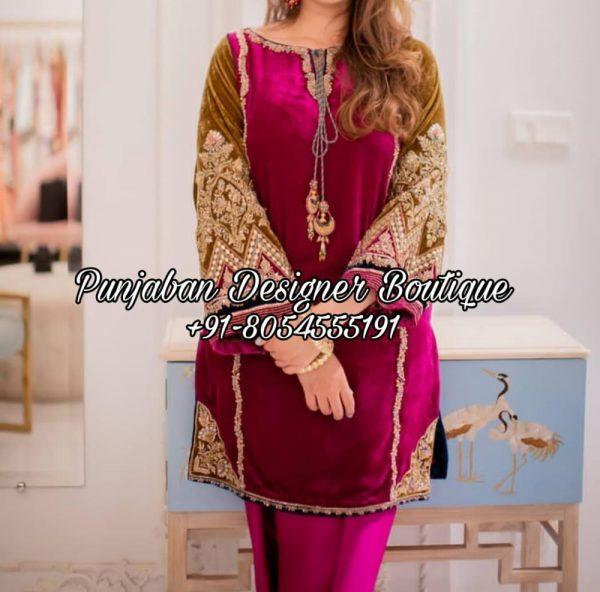 Buy Punjabi Suits Online Boutique Jalandhar