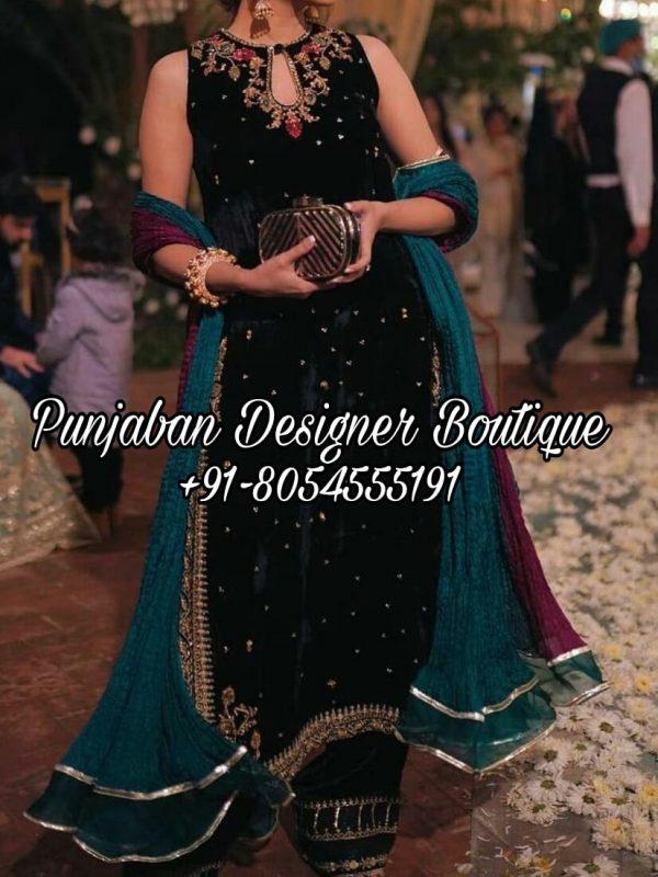 Buy Salwar Suits For Wedding Canada