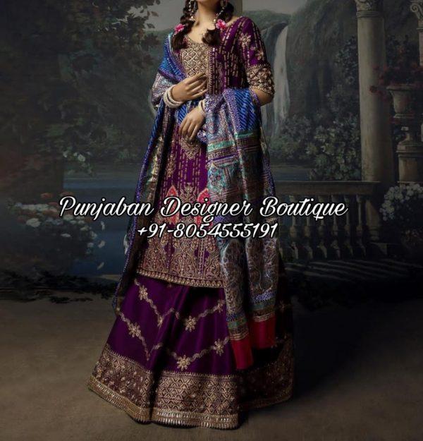 Buy Sharara Suits For Wedding
