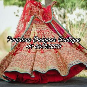 Buy Wedding Lehenga For Bride