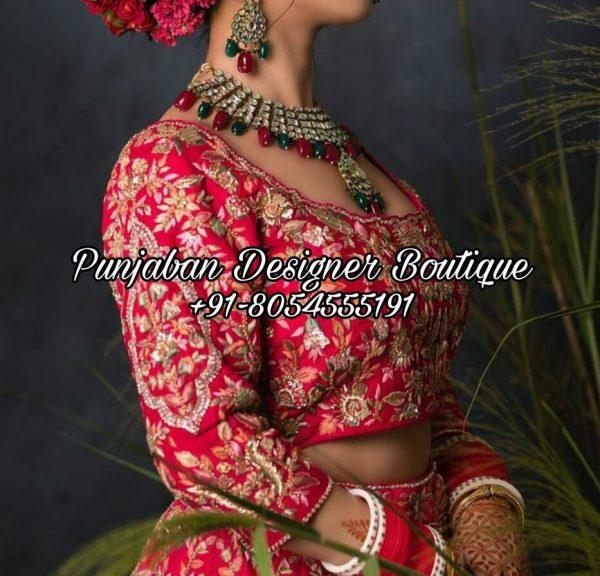 Buy Wedding Lehenga For Bridal USA