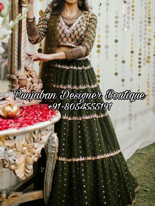 Designer Lehenga For Bride UK USA Australia