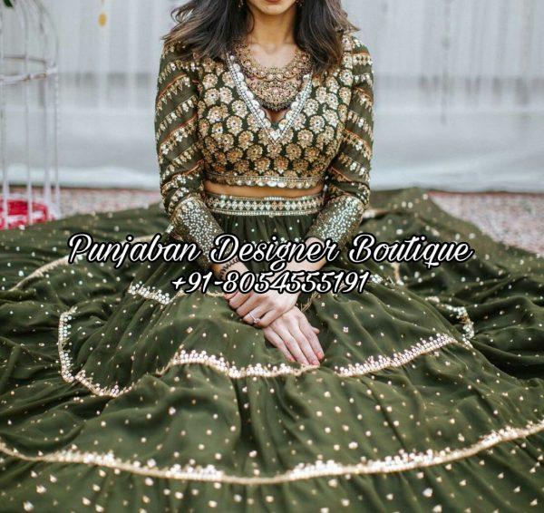 Lehenga For Wedding USA Canada Australia