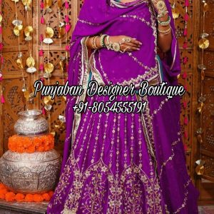 Wedding Lehenga Boutique UK USA