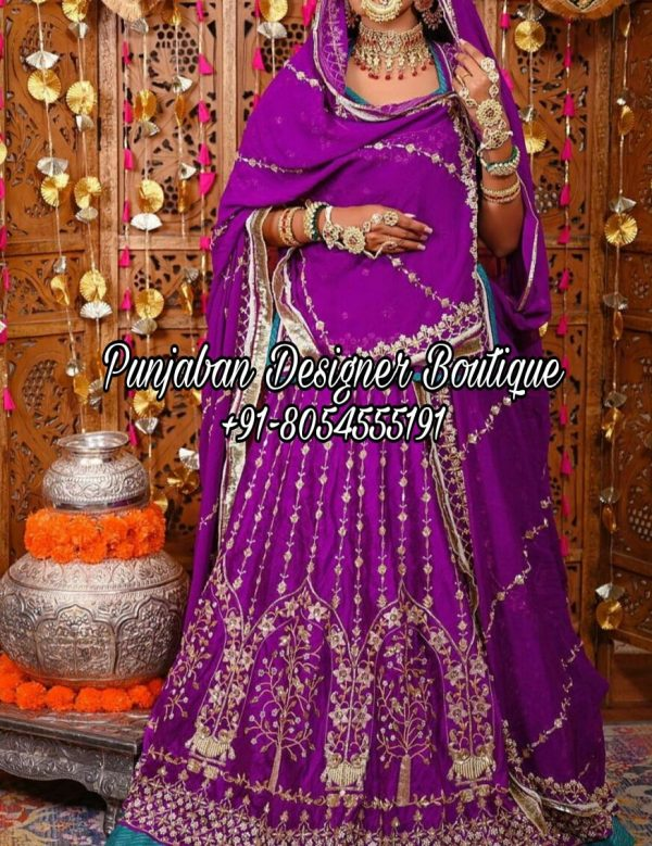 Wedding Lehenga Boutique UK USA