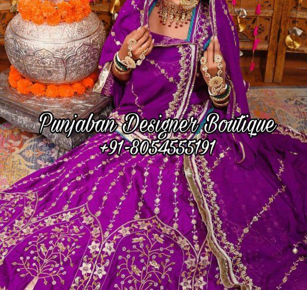 Wedding Lehenga For Boutique Canada UK USA