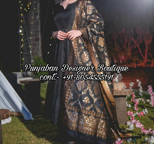 Anarkali Suits Designs Canada