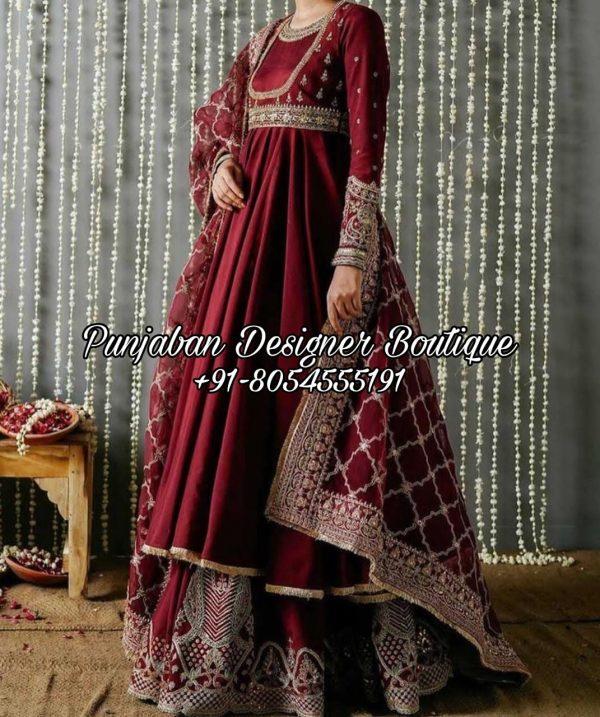 Anarkali Suits Latest Designs
