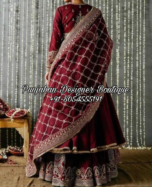 Anarkali Suits Latest Designs UK