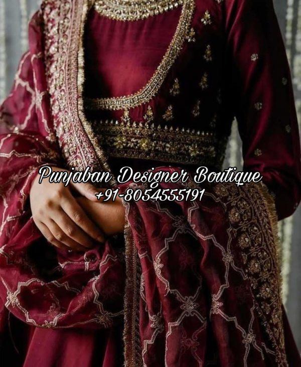Anarkali Suits Latest Designs USA UK