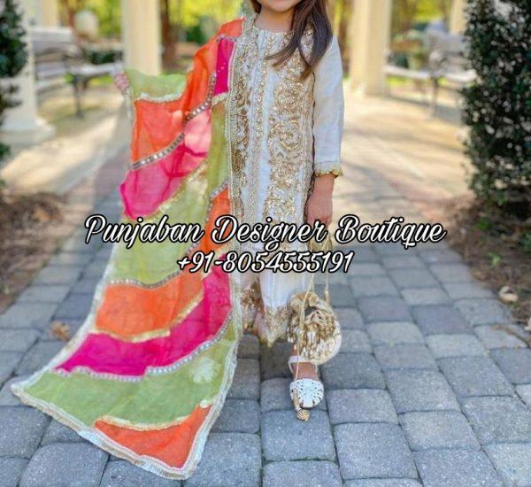 Boutique Style Punjabi Suits Canada USA UK