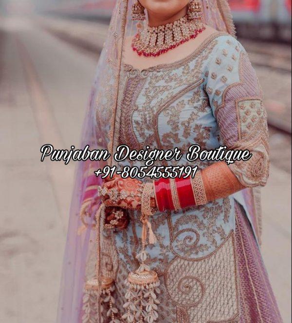 Bridal Lehenga Designs For Wedding USA
