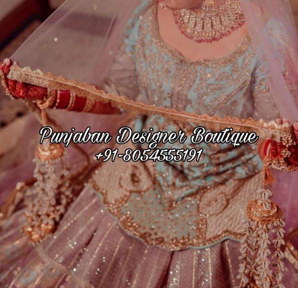 Bridal Lehenga For Wedding USA Australia Uk