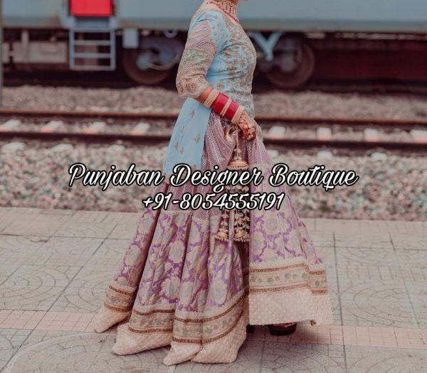 Bridal Lehenga For Wedding With Price