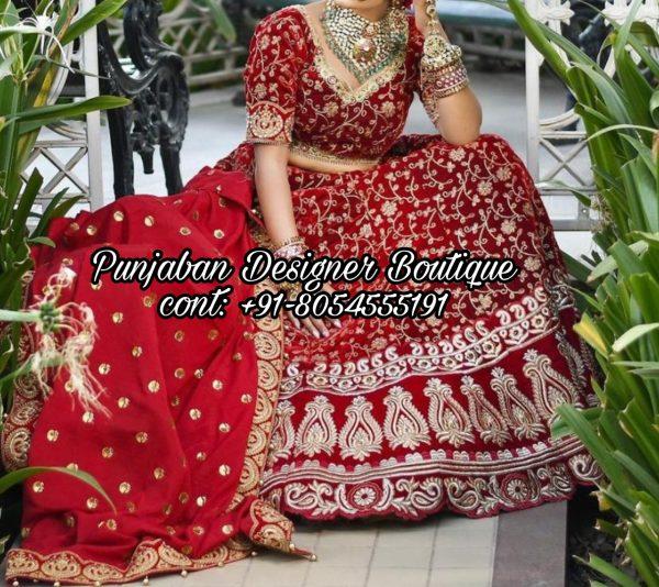 Bridal Lehengas Designer USA Canda